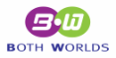 Both Worlds Logo