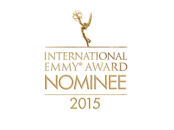 International Emmy Award Nominee 2015