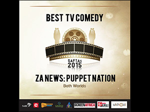 SAFTA Best TV Comedy