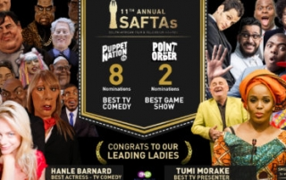SAFTAs Nominations 2017